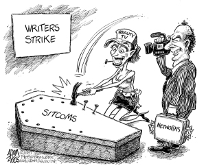 Adam Zyglis Political Cartoon. http://www.adamzyglis.com/cartoon596.html