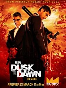 From Dusk Till Dawn Television Series, Robert Rodriguez, 2014 - present