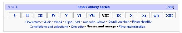 "'World"" of Final Fantasy"
