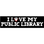 The bumper sticker on my laptop. Click the image to purchase your own!