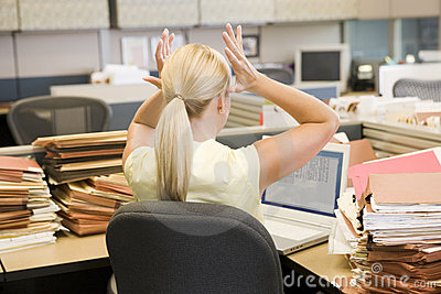 business-woman-cubicle-overworked-stressed-5934154