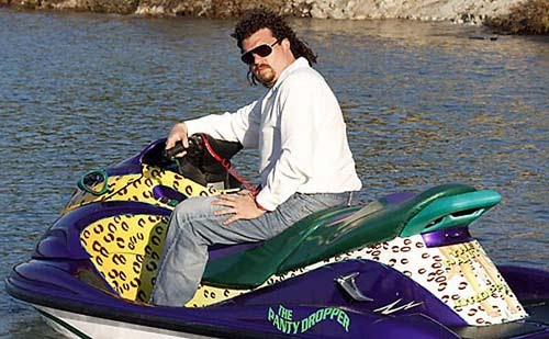 kenny powers jet ski
