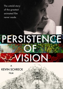 persistence of vision film poster