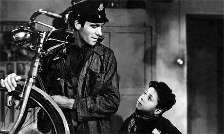 Vittorio De Sica's Bicycle Thieves (1948)