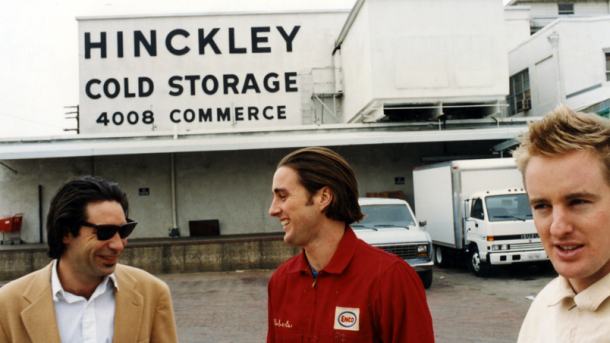 A scene from Wes Anderson's First Feature: Bottle Rocket