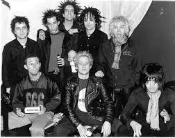 Green Day and D Generation CBGB copyright Bob Gruen