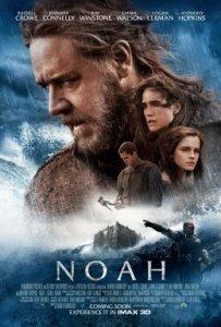 Noah movie poster Source