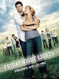 Friday Night Lights NBC Poster