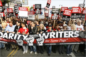 The Writer's Strike November 20, 007