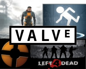 Some games from Valve